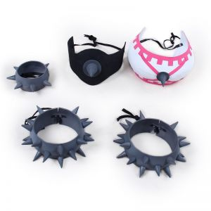 One Piece Charlotte Katakuri Cosplay Armor Accessories for Sale