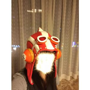 One Piece Dressrosa Arc Usopp Cosplay Hat Goggles for Sale