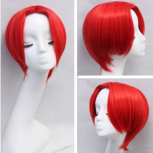 One Piece Shanks Cosplay Wig for Sale