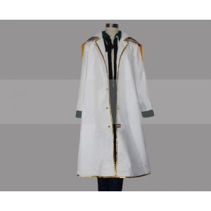 One Piece Vice Admiral Smoker Cosplay Costume