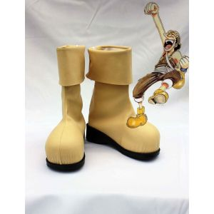 One Piece Usopp Cosplay Boots for Sale