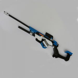 Overwatch Ana Weapon Cosplay Replica Biotic Rifle Buy