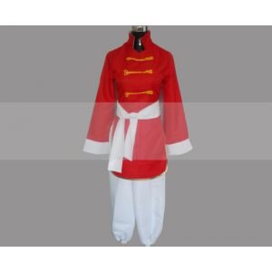 Katekyo Hitman Reborn! I-Pin Cosplay Costume
