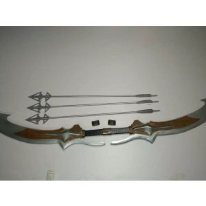 RWBY Cinder Fall Weapon Cosplay Replica Glass Bow Prop Buy