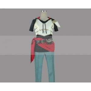 RWBY Volume 4 Jaune Arc Cosplay Outfit for Sale