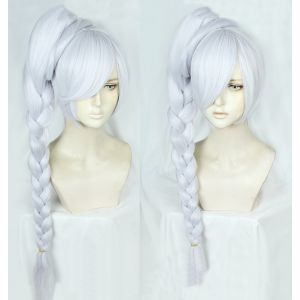 RWBY Volume 7 Weiss Schne Cosplay Wig for Sale
