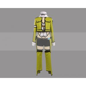 SAO Sinon Cosplay Costume