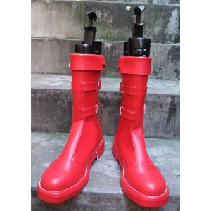 Tales of Symphonia Lloyd Irving Cosplay Boots for Sale