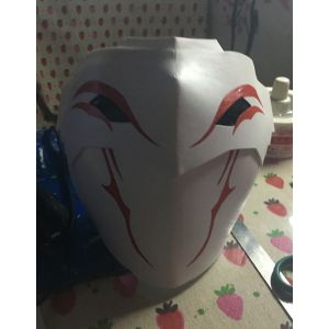 hite Fang Lieutenant Mask Cosplay for Sale