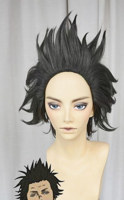 Black Clover Yami Sukehiro Cosplay Wig Buy A page for describing characters: black clover yami sukehiro cosplay wig buy