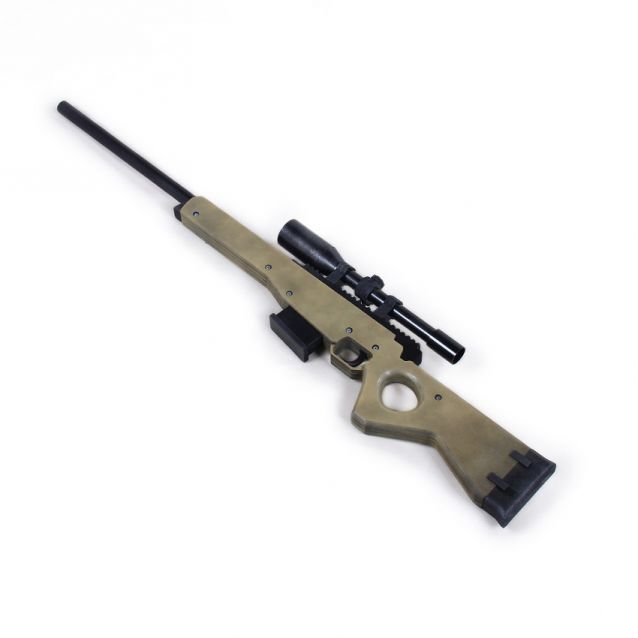 Fortnite Bolt Action Sniper Rifle Cosplay Replica Weapon Prop Buy