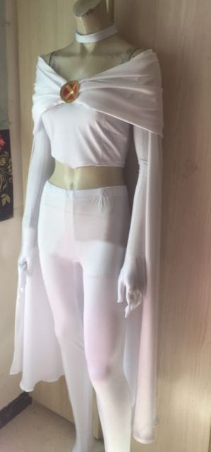X Men White Queen Emma Frost Cosplay Costume For Sale