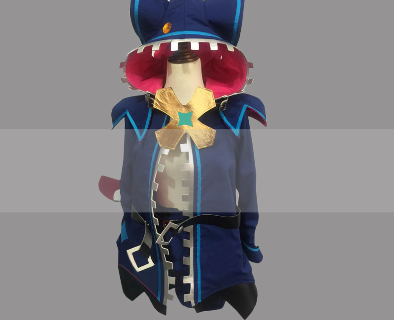 Elsword LuCiel Chiliarch Cosplay Costume