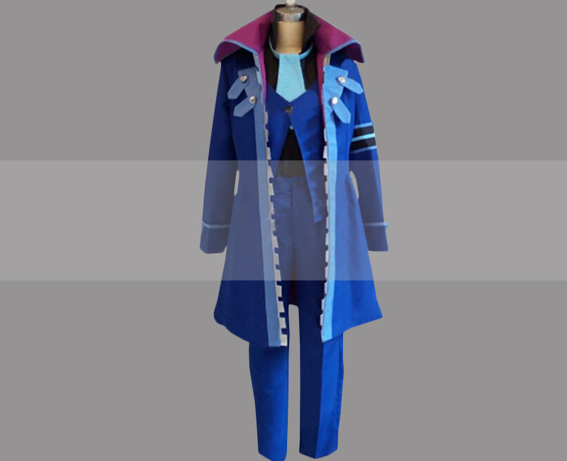 Elsword LuCiel Dreadlord Cosplay Costume