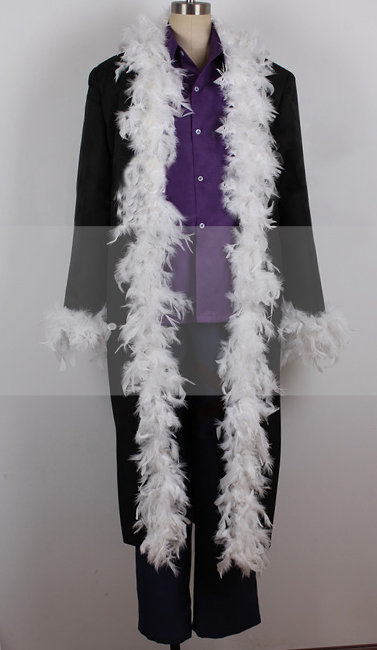 Fairy Tail Laxus Dreyar Cosplay Costume for Sale