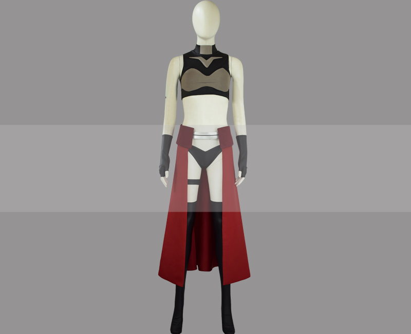 Fate/stay night Rin Tohsaka Archer Costume Ver Cosplay Outfit