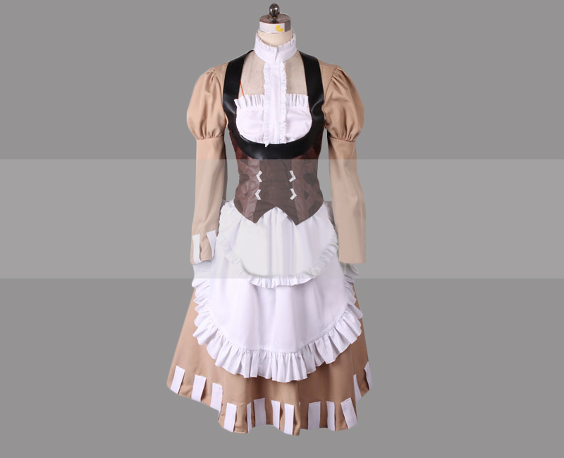 Fire Emblem Awakening Lissa Cosplay Costume