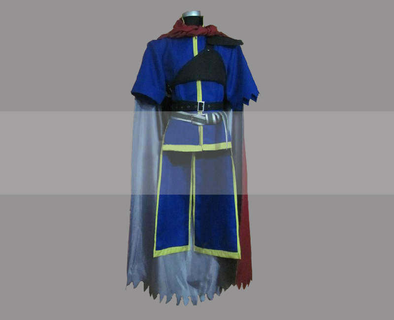 Fire Emblem: Path of Radiance Ike Cosplay Costume