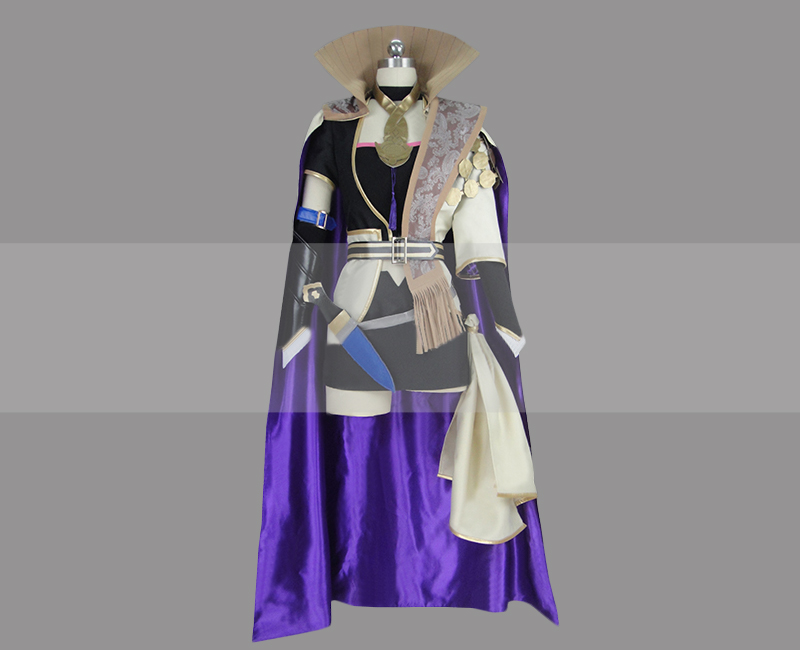 Fire Emblem: Three Houses Female Byleth Enlightened One Class Cosplay Costume
