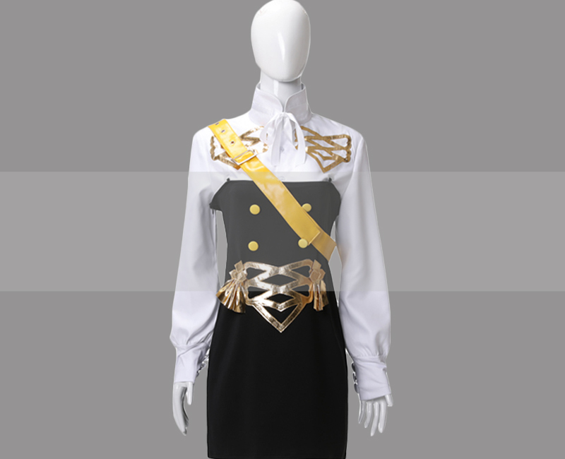 Fire Emblem: Three Houses Petra Cosplay Costume