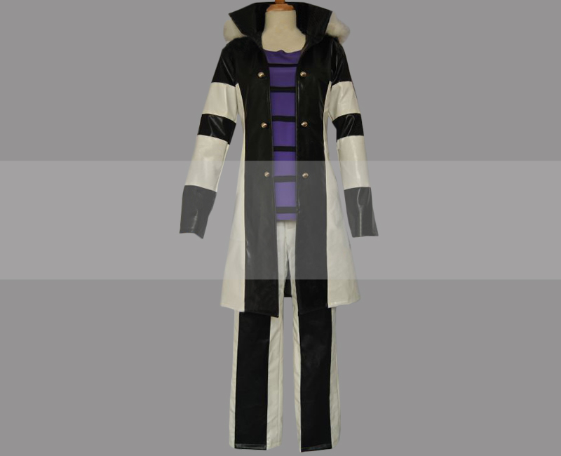 Reborn! Future Belphegor Cosplay Outfit for Sale
