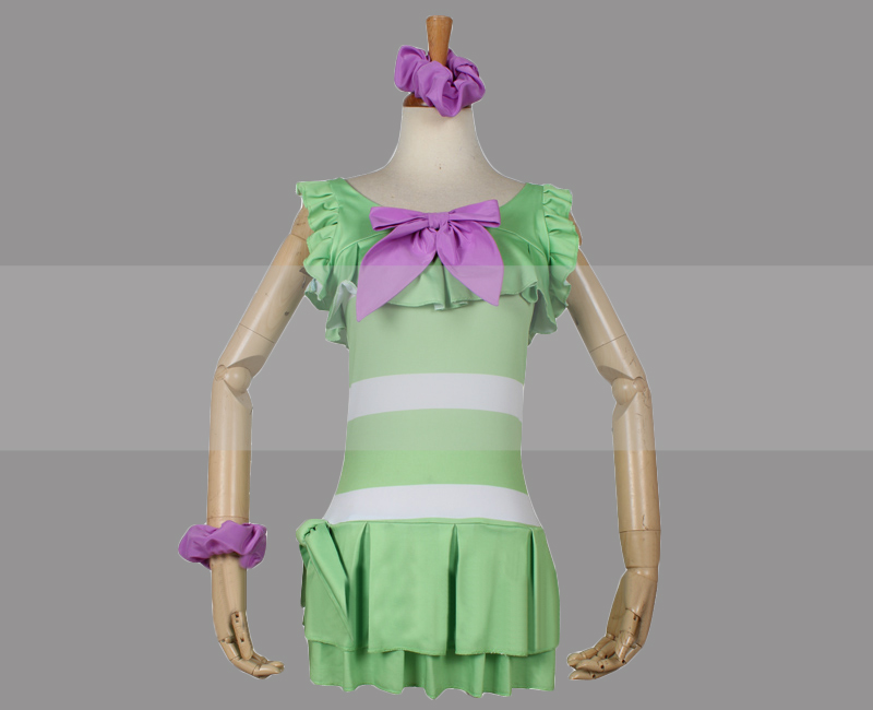 LOL Pool Party Zoe Cosplay Costume