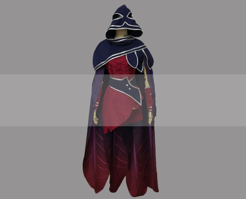 League of Legends Xayah Cosplay Costume