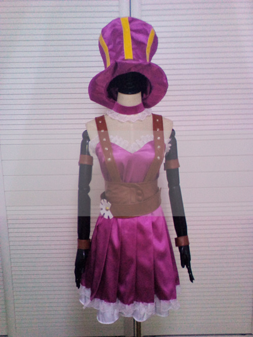 League of Legends Caitlyn Original Skin Cosplay Outfit Buy