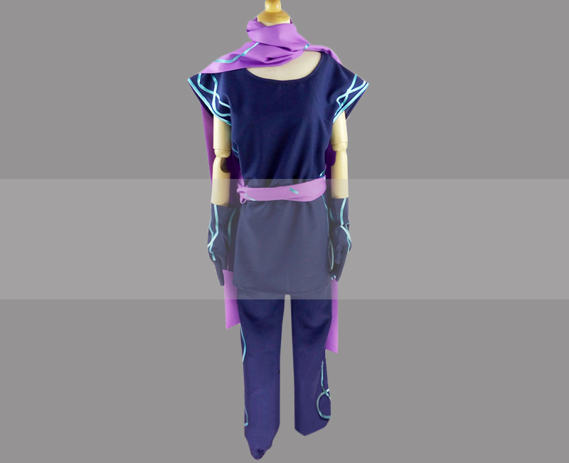 League of Legends Malzahar Original Skin Cosplay Outfit for Sale