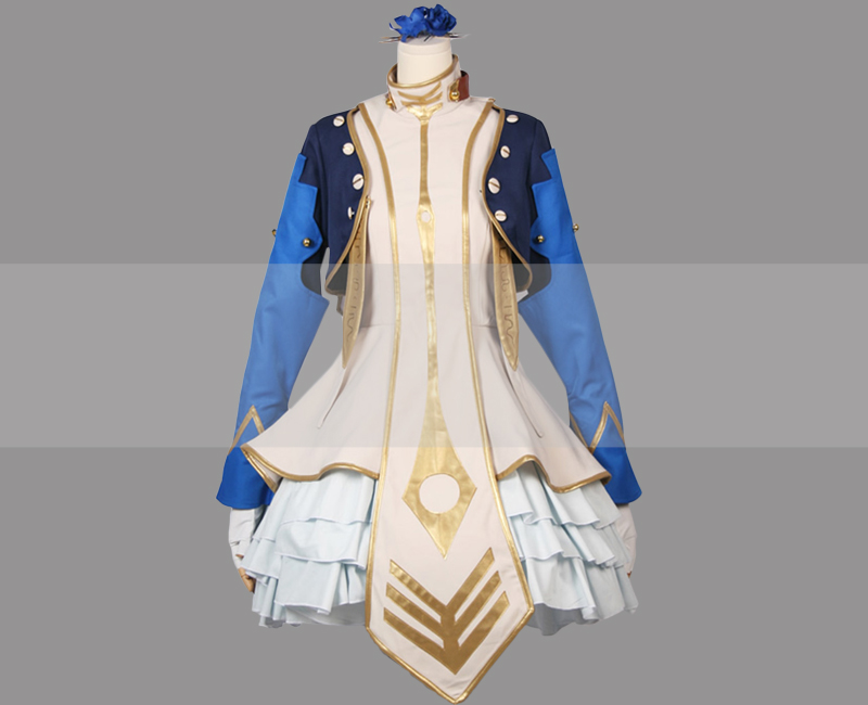 Tales Of Berseria Eleanor Hume Cosplay Costume For Sale