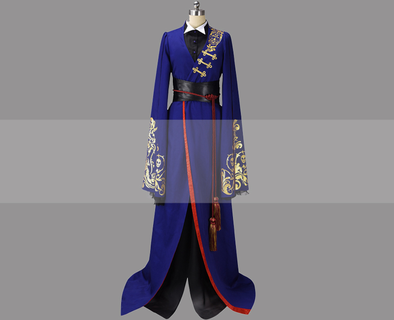 Customize Twisted Wonderland Pomefiore Epel Felmier Cosplay Costume