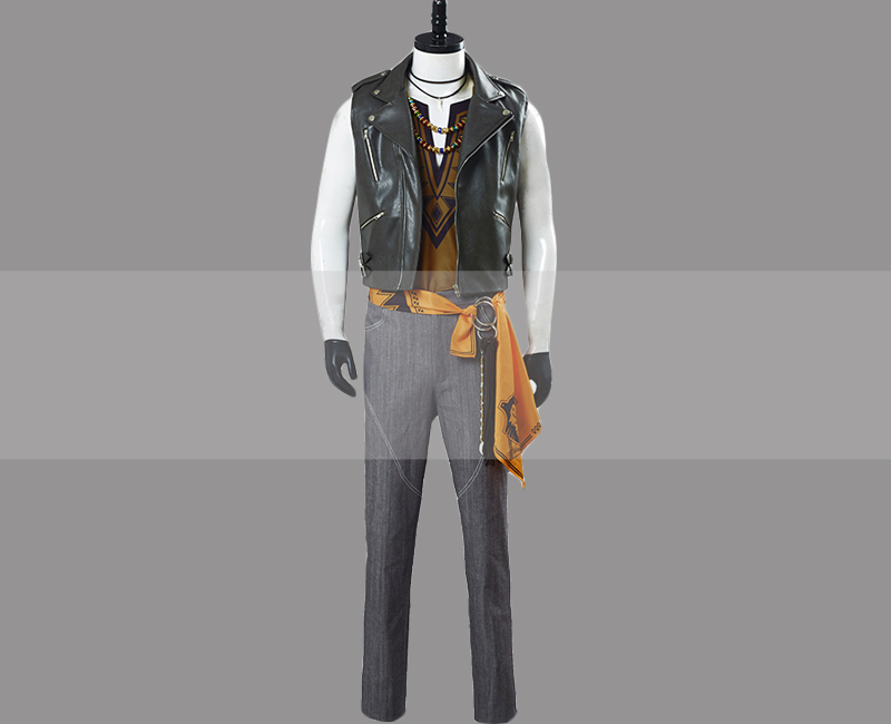 Customize Twisted Wonderland Savanaclaw Jack Howl Cosplay Costume