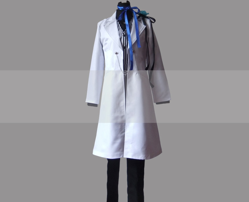 Vocaloid Camellia Kaito Cosplay Costume
